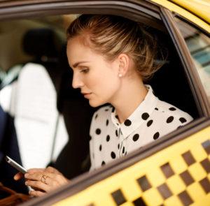 Почасовое такси в Москве