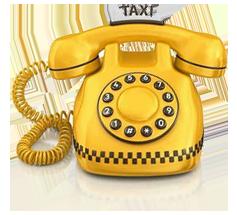 Вызвать такси по телефону