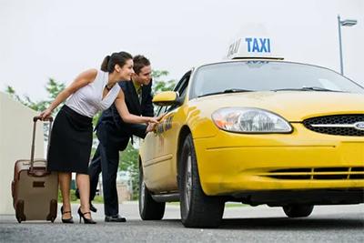 Ожидание такси