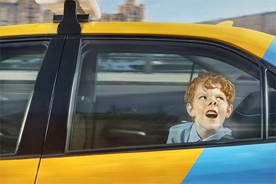 Такси для детей